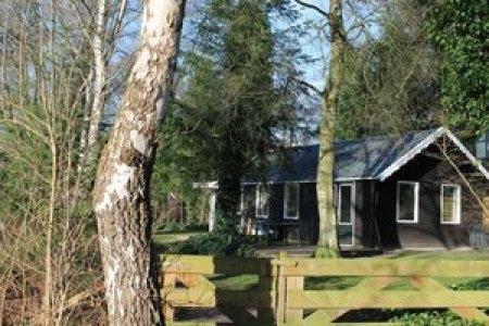vakantiehuisje Drenthe in de natuur