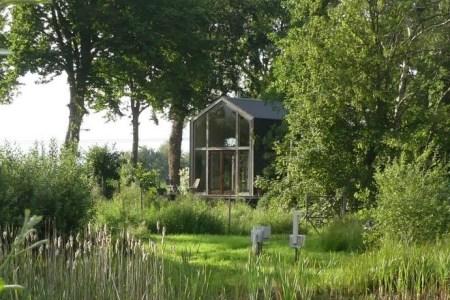 tiny house huren in Nederland Groningen