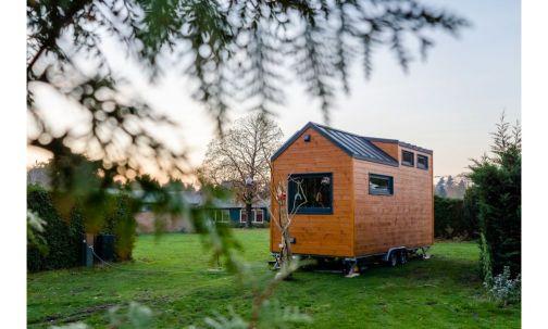 tiny house of klein huisje op wielen te huur