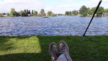 alleen reizen met camper in Nederland