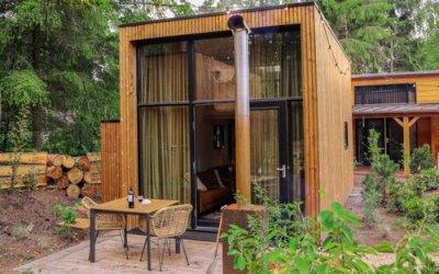 tiny house Veluwe Ijsselvallei