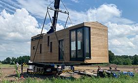 tiny house Gelderland