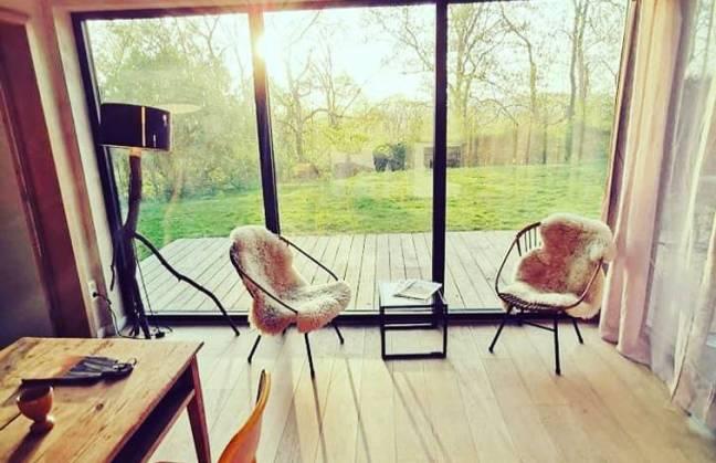 tiny house te huur in Oost Vlaanderen