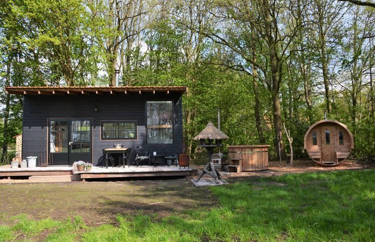 tiny house in België