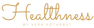 Healthness by Vera Potharst logo color