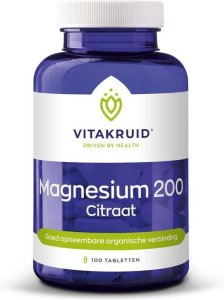 Vitakruid Magnesium Citraat