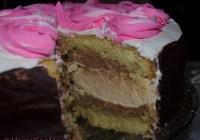 Kiev Cake/ Киевский Торт/ Vera's Cooking/ Verascooking.com