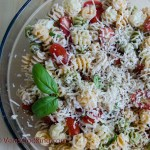 Pasta Salad/ Vera's Cooking/ Verascoking.com