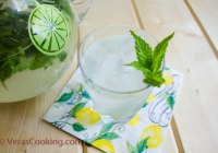 Refreshing Peppermint Crush/ Vera's Cooking/ Verascooking.com/
