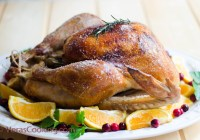 Roasted Turkey/ Vera's Cooking/ Verascooking.com/