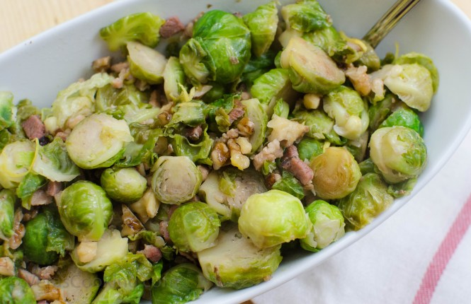 PARTY BRUSSELS SPROUTS
