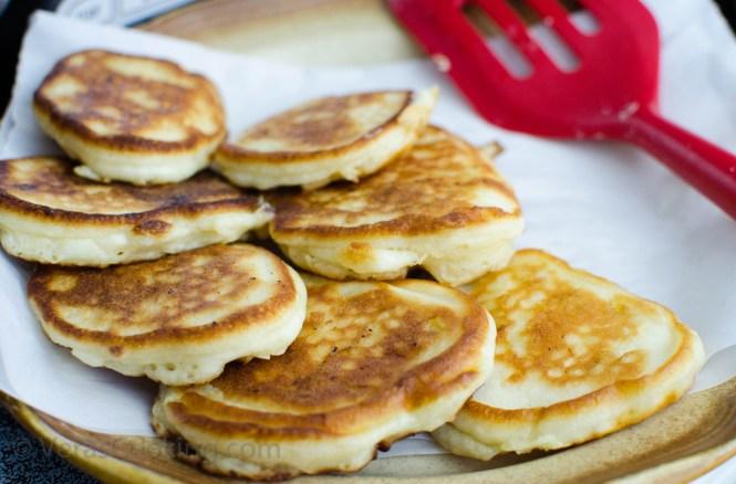 Pancakes/ Vera's Cooking/ Verascooking.com/
