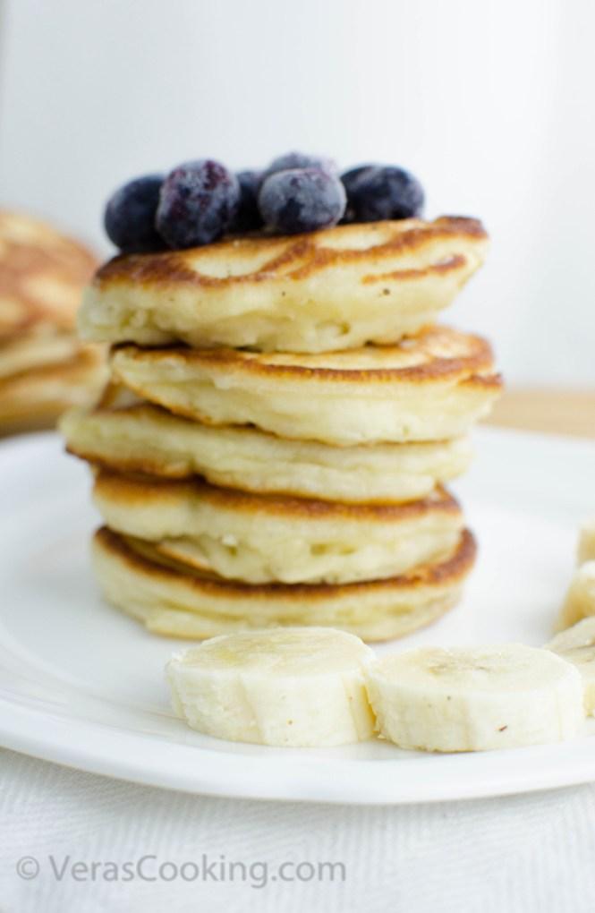 Buttermilk Pancakes/ Pancakes/ Vera's Cooking/ Verascooking.com/