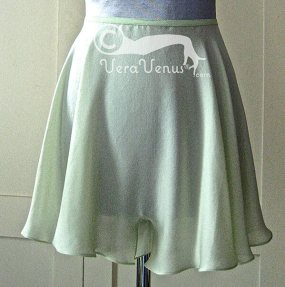 photo link to drafting and sewing circular french knickers