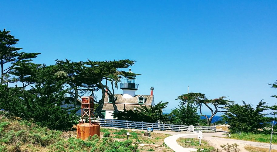Point Pinos Lighthouse Monterey, CA