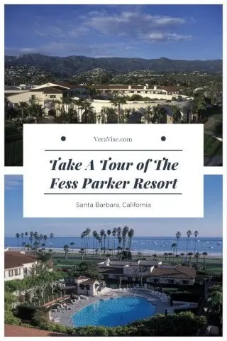 Pinterest Image for Hotel Review: Fess Parker Resort a Double Tree Resort