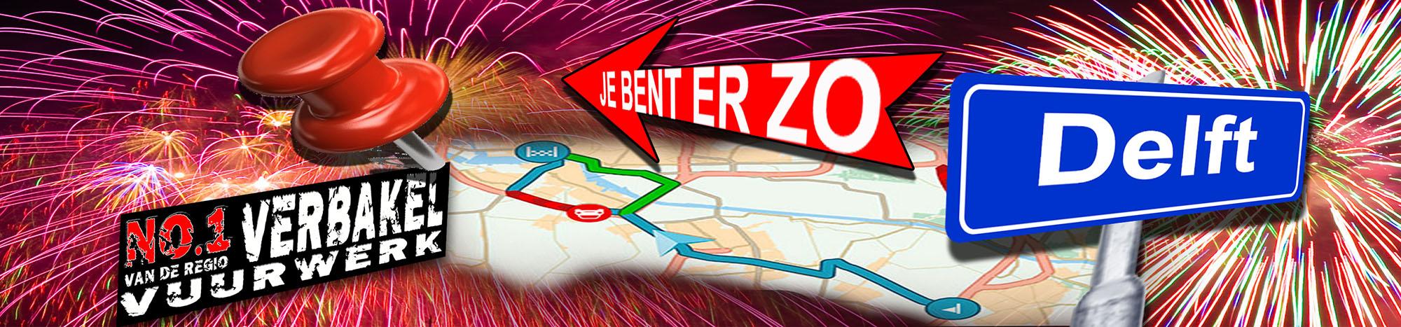 Verbakel Vuurwerk Delft