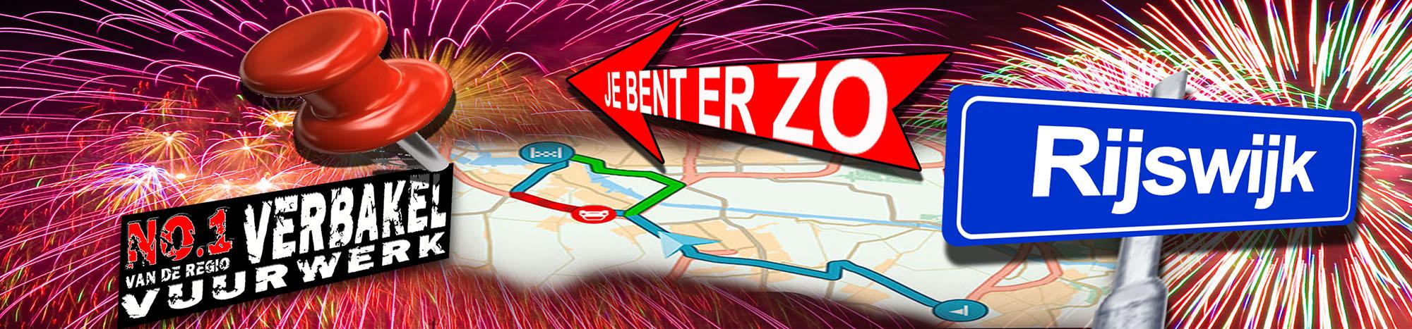 Verbakel Vuurwerk Rijswijk