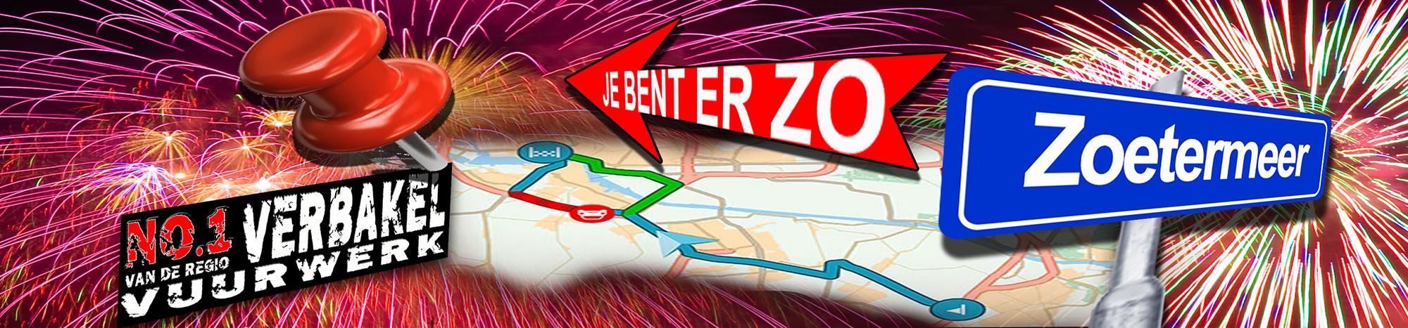 Verbakel Vuurwerk Zoetermeer