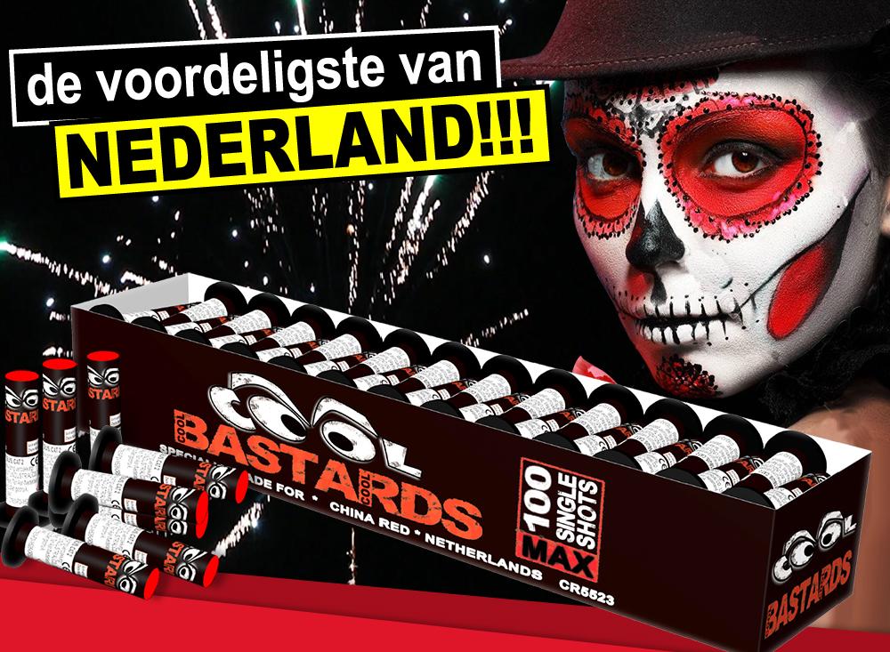 Cool bastards, De voordeligste van Nederland