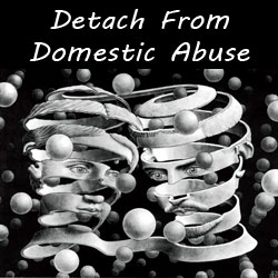 Mind Games: Use Them To Detach From Domestic Abuse - Can you detach from domestic abuse? It's not good to be thrown off balance mentally or emotionally every day. Detaching can help. Read this.