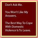 Between You and Me, I'm No Expert On Abuse
