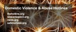 National Domestic Violence & Abuse Hotlines