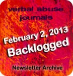 Quick Note – February 2, 2013