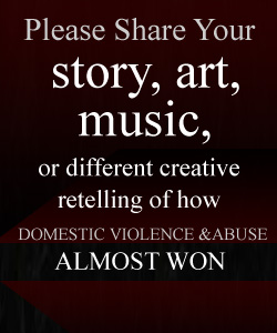 We can help families feel more joy & much less pain by sharing our stories of abuse. You don't know who needs your story today - please give it to them.