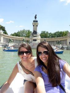 Verbalisti u Madridskom parku