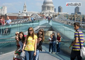 Jezicko putovanje My London sa jezickom mrezom Verbalisti