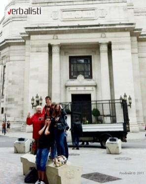 Verbalisti, My London grupa, 17. juli, 19