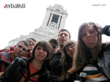 Verbalisti, My London grupa, 17. juli, 21