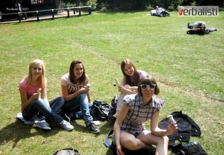 Verbalisti, My London grupa, 17. juli, 24