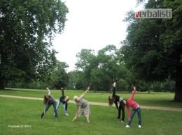 Verbalisti, My London grupa, 17. juli, 25