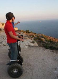 Zabava na Malti - Segway ture
