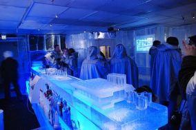 Absolut Ice Bar, Stockholm, Švedska