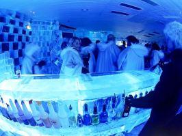 Absolut Ice Bar, Stockholm