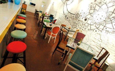 Palate Palette bar u Kuala Lumpuru