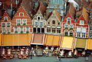 Srednjevekovne ulice belgijskog Briza