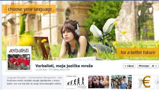јазичната мрежа Вербалисти