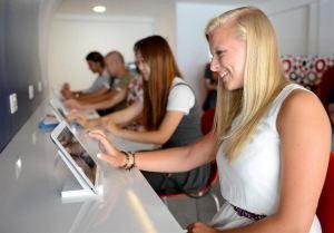 Besplatan internet i koriscenje kompjutera, IELS, Malta