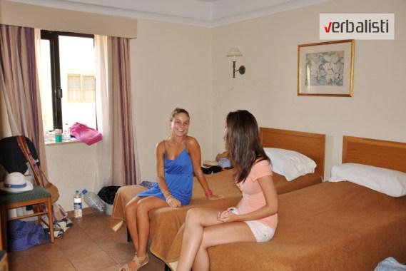 Program active MALTA, soba u hotelu Vindzor
