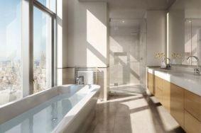 Kupatilo u jednom od penthausa