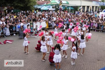 Karneval festivala u Vrnjackoj Banji