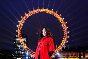 Londonsko oko na Olimpijadi 2012