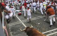 Pamplona i trka s bikovima
