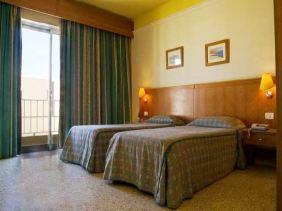 Soba hotela Topaz na Malti