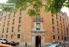 Zgrada škole Don Quijote u Madridu