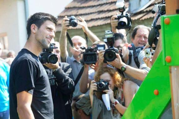 Novak Djokovic podrzao rad i ulaganje u rani razvoj dece i ucenje kroz igru, 9